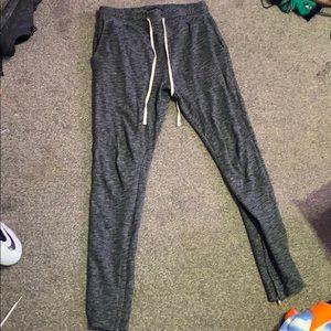 PacSun Sweatpants with Zipper